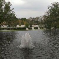 Photo taken at Asia Society Texas Center by Tina Z. on 12/9/2012