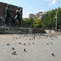 Photo taken at Güvenpark by Onur B. on 8/24/2013