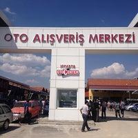 Photo taken at Isparta Açık Oto Pazarı by Mustafa B. on 8/25/2013