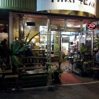Photo taken at Thai Vegan by Christy L. on 11/8/2012