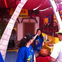 Photo taken at Colegio Enrique Meiggs by Carlos M. on 10/28/2012