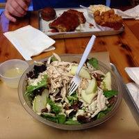 Photo taken at Mrs. Smokeys Real Pit BBQ by Lorena C. on 7/22/2014