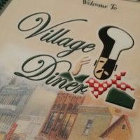 Photo taken at Village Diner by Delilah N. on 6/26/2013