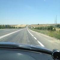 Photo taken at Eskişehir - Afyon by Berat Atlansoy on 6/21/2013