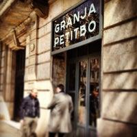 Photo taken at Granja Petitbo by Julio d. on 4/30/2013