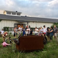 Photo taken at Rockaway Artists Alliance sTudios 6 & 7 by Jeff S. on 7/16/2017
