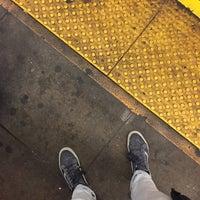 Photo taken at MTA Subway - Jefferson St (L) by Jeff S. on 4/13/2017
