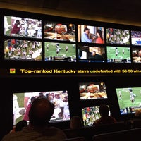 Photo taken at Race & Sports Book by Masoud R. on 12/27/2014