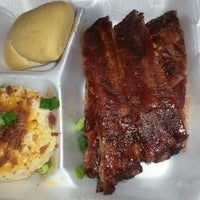 Photo taken at Dickey's Barbecue Pit by Robert D. on 2/12/2014