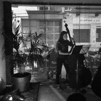 Photo taken at Alma Café by Viscoform (. on 3/29/2014