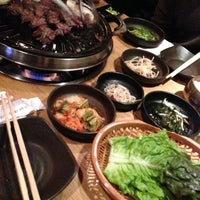 Photo taken at miss KOREA BBQ by Kristy S. on 5/14/2013