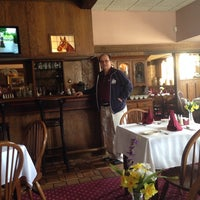 Photo taken at Victor Koenig's Restaurant by Cyndi B. on 4/27/2014