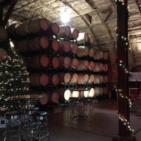 Photo taken at Carr Winery & Tasting Room by Dom D. on 12/18/2016