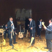 Photo taken at Centro Cultural Universitario by Rolando D. on 5/29/2014