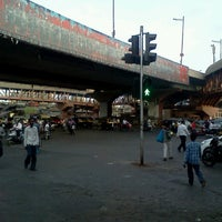 Photo taken at Kalina Vakola Flyover by Anish H. on 5/13/2013