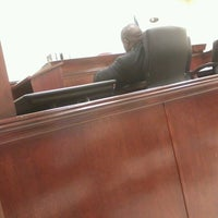 Photo taken at Magistrate's Courts by Celdia A. on 6/12/2013
