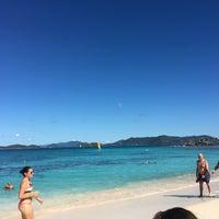 Photo taken at Sapphire Beach Marina & Resort Saint Thomas (Virgin Islands U.S.) by Ty W. on 1/23/2017