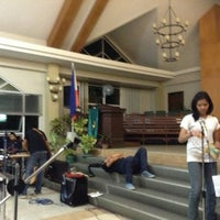 Photo taken at United Church of Christ in the Philippines by Kristynella C. on 6/27/2013