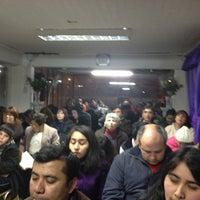 Photo taken at Iglesia El Buen Samaritano by Eme G. on 6/10/2013
