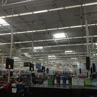 Photo taken at Walmart Supercenter by John on 3/9/2013
