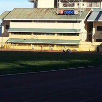 Photo taken at Cebu City Sports Center by Xylene R. on 6/1/2014