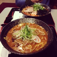 Photo taken at Kenzo Ramen by Iris on 12/15/2012
