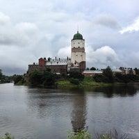 Снимок сделан в Выборгский замок пользователем Konstantin P. 7/20/2013