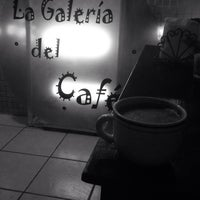 Photo taken at Galeria del Cafe by ErikSan on 11/29/2013