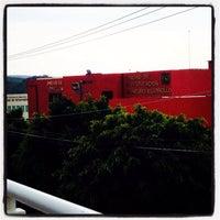 Photo taken at UNAM Campus Juriquilla by Osvaldo E. on 8/15/2014