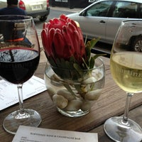 Photo taken at Bartinney Wine & Champagne Bar by Marion L. on 8/24/2013