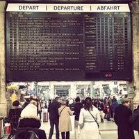 Photo taken at Ibis Gare du Nord - Lafayette by Kahe M. on 12/14/2014
