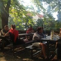 Photo taken at Restaurant Na Květnici by Maya L. on 7/10/2013