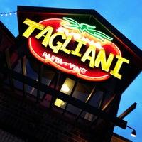 Photo taken at Cucina Tagliani by Brian B. on 2/22/2013