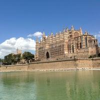 Photo taken at Palacio Real de La Almudaina by Assem B. on 6/21/2013