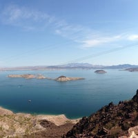 Photo taken at Lake Mead Overlook by Cheryl F. on 7/13/2013