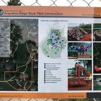 Photo taken at Arapahoe Ridge Park by Cheryl F. on 7/8/2017