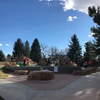 Photo taken at Arapahoe Ridge Park by Cheryl F. on 12/2/2017