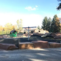 Photo taken at Arapahoe Ridge Park by Cheryl F. on 10/20/2017