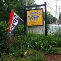 Photo taken at Flying Fish Cafe by Brett C. on 6/26/2014