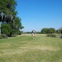 Photo taken at Bobby Jones Golf Club by Brett C. on 3/15/2013