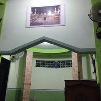 Photo taken at Masjid Polres Klaten by andi andes on 7/15/2015