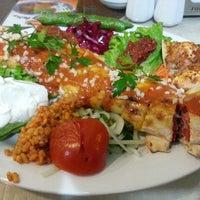 Photo taken at İnci Pizza by Erdi C. on 12/1/2013