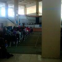 Photo taken at Gedung Cakra UTM by BomBom H. on 9/27/2013