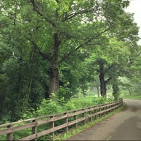 Photo taken at West River Parkway by Santa E. on 6/10/2013