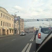 Снимок сделан в Большая Сухаревская площадь пользователем Птюч ©. 7/14/2013