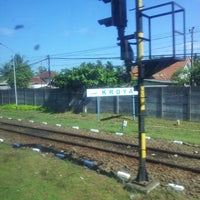 Photo taken at Stasiun Kroya by Cak W. on 3/7/2013