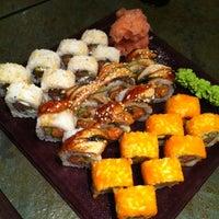 Photo taken at Silk Sushi Bar by Maija E. on 8/20/2013