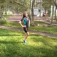 Photo taken at Рафтинг в Лосево by Viktorya B. on 8/22/2014