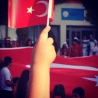 Photo taken at Doğa Koleji by deniz K. on 10/29/2013