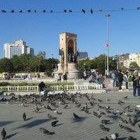 6/23/2013 tarihinde Busra O.ziyaretçi tarafından Taksim Meydanı'de çekilen fotoğraf
